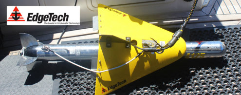EdgeTech 4125 Side Scan Sonar