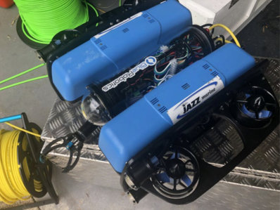 Blue Robotics Remote Operated Vehicle (ROV)