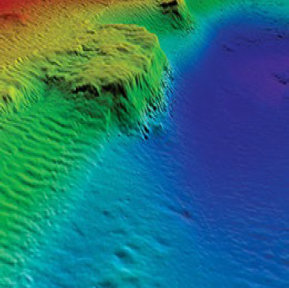 seafloor topography mapping