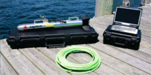Side Scan Sonar Marine Survey